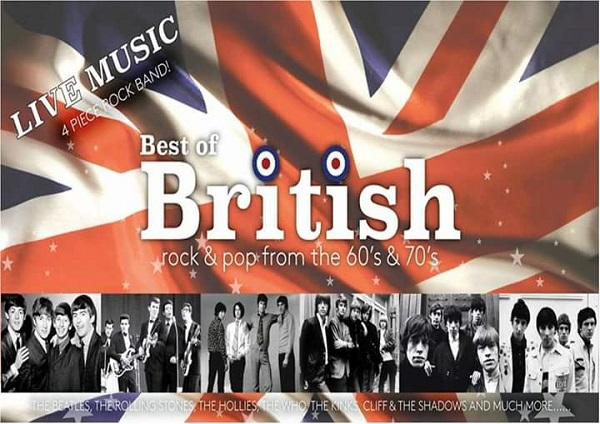Best of British!