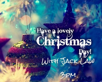 Christmas day with Jack Law