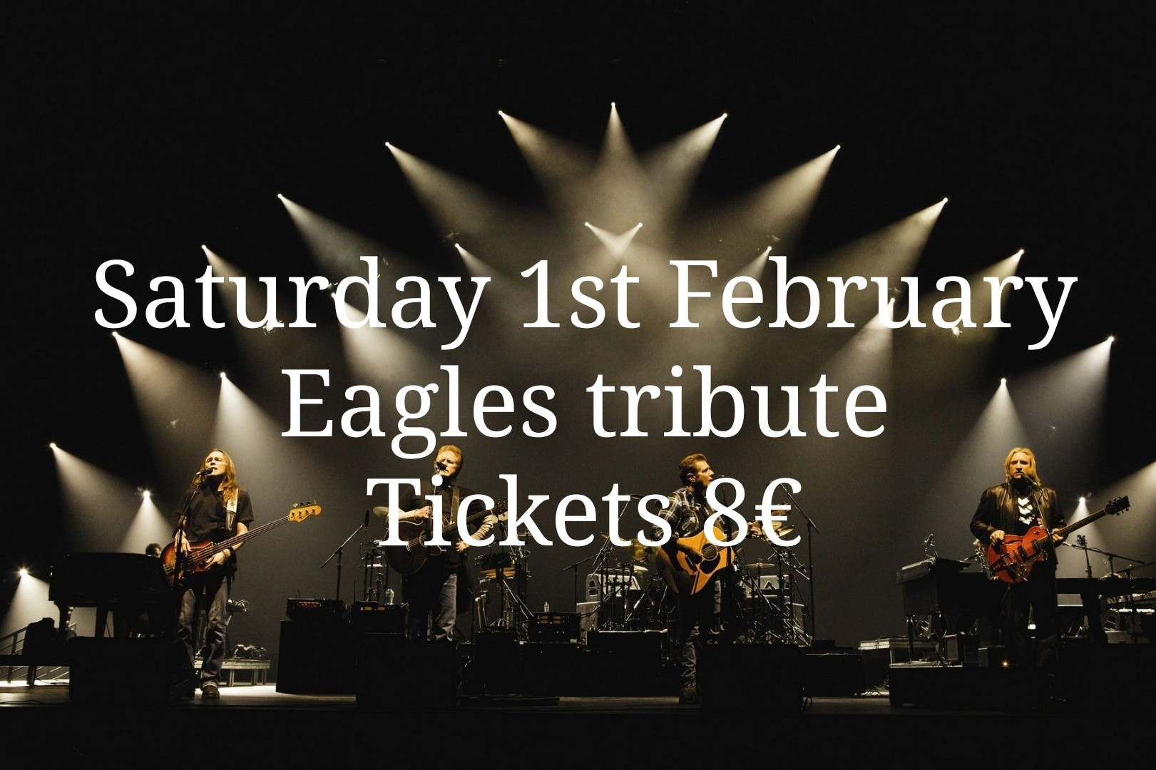 Eagles tribute