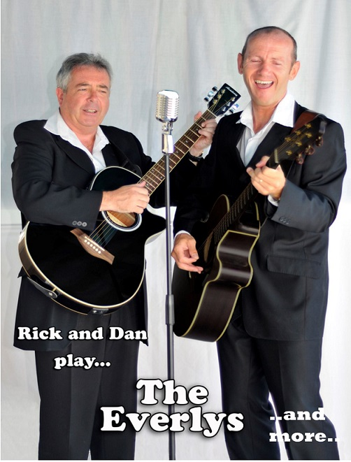 The Everly Brothers tribute!