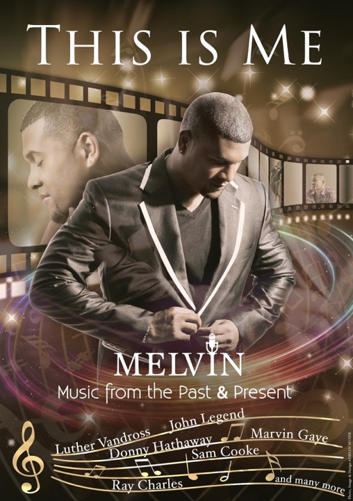 Melvin with his Motown show!