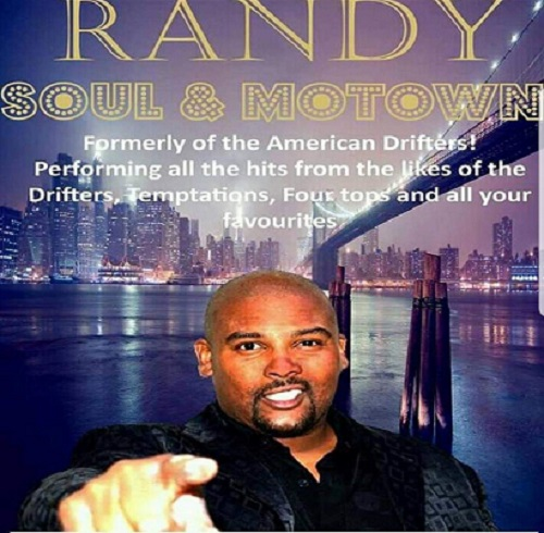 Randy! Soul & Motown night! Free entry
