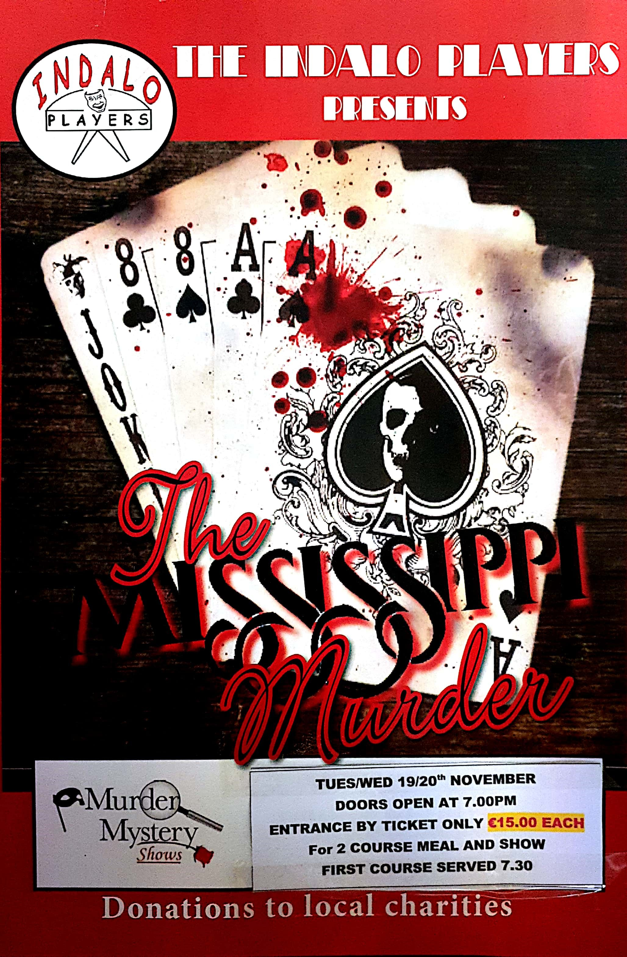 The Mississippi Murder!