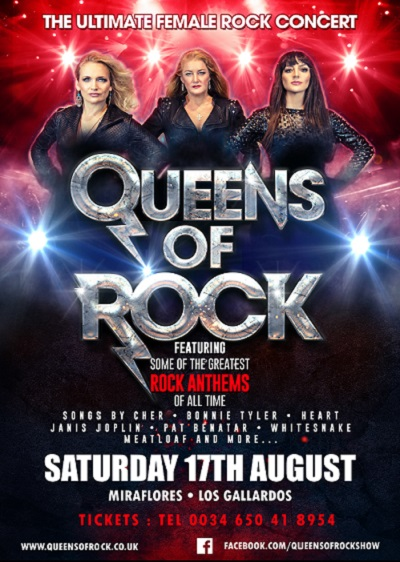 Queens of Rock return!
