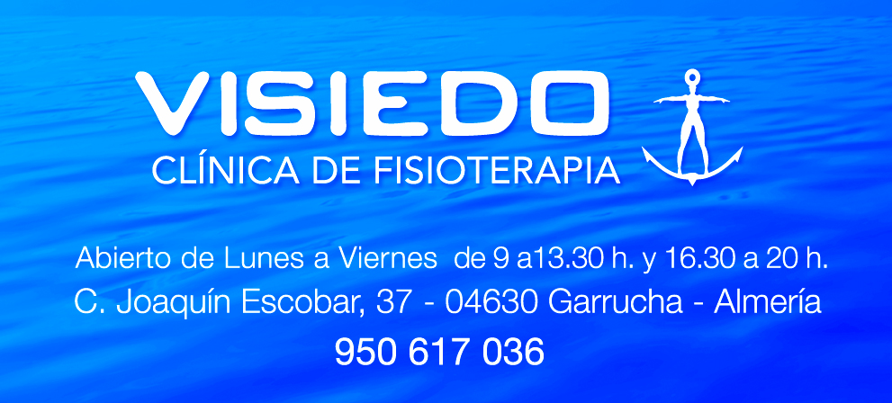 <p>Clinica Visiedo is a professional physiotherapy and sport injury relief clinic in Garrucha. <b>Now get 7 massages for the price of 5!</b>